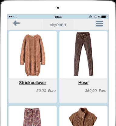 Shops & Sales